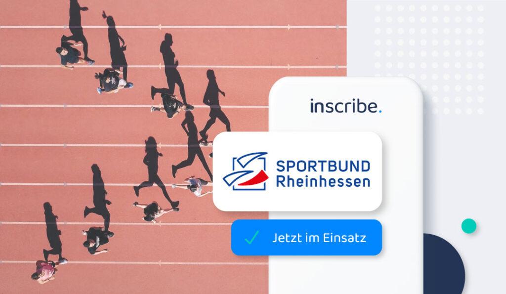Inscribe als Teilnehmerliste zum Saisonauftakt beim Sportbund Rheinhessen