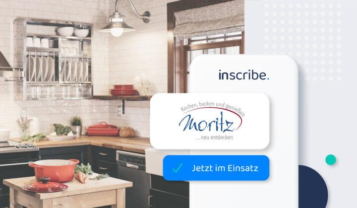 Terminshopping bei Moritz Mainz mit inscribe als digitaler Liste