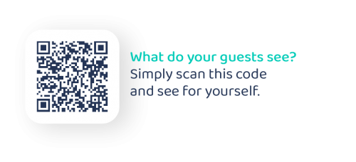 What do your guests see?