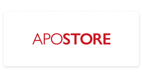 Inscribe Referenz Apostore GmbH Logo
