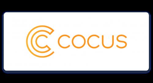 Inscribe Referenz COCUS Logo