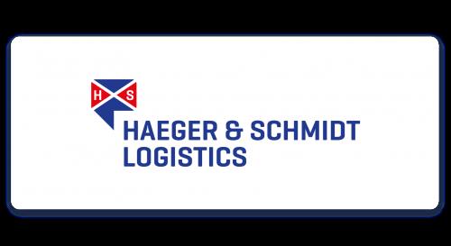Inscribe Referenz Haeger & Schmidt Logistics Logo